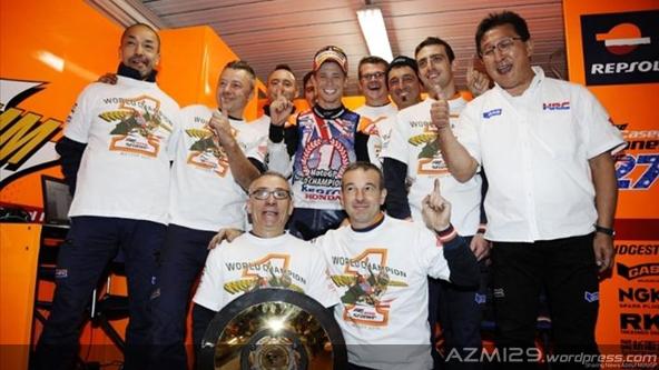 Stoner-2011 World Championship