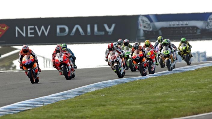 Australia-2011-Start-MotoGP