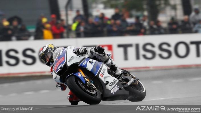 Lorenzo-Race-Le Mans-2012