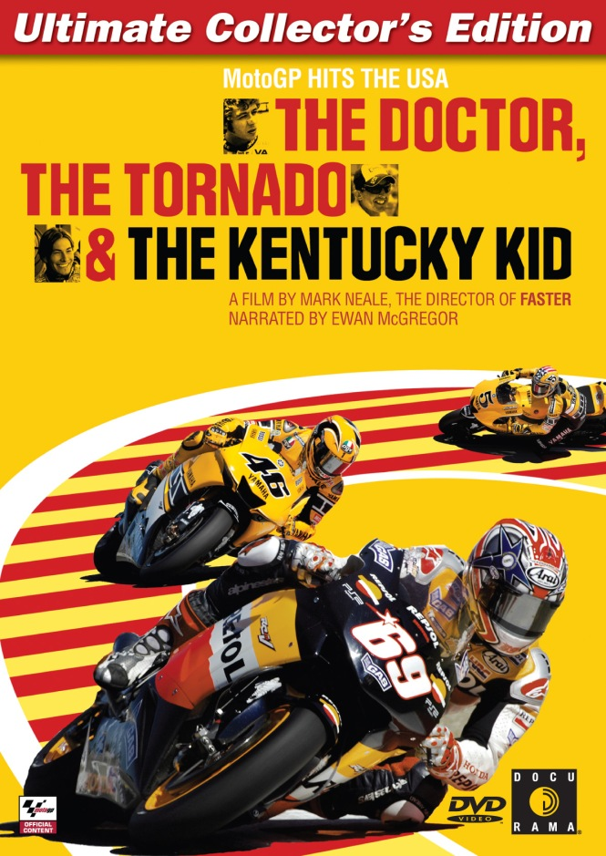 The Doctor,The Tornado & The Kentucky Kid